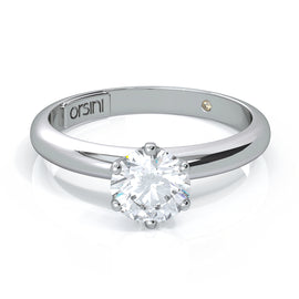 Orsini Ferrata Engagement Ring