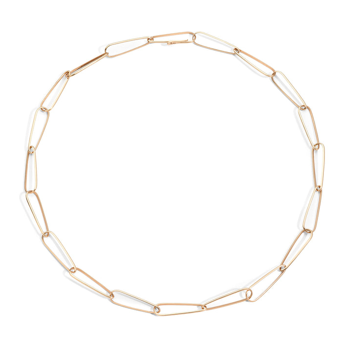 Collana Rose Gold Chain 61cm