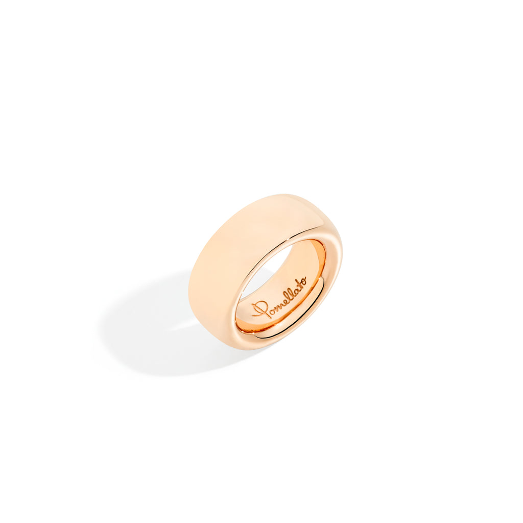 Iconica Rose Gold Ring