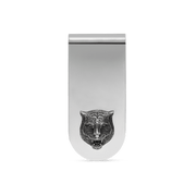Gucci Feline Collection Money Clip