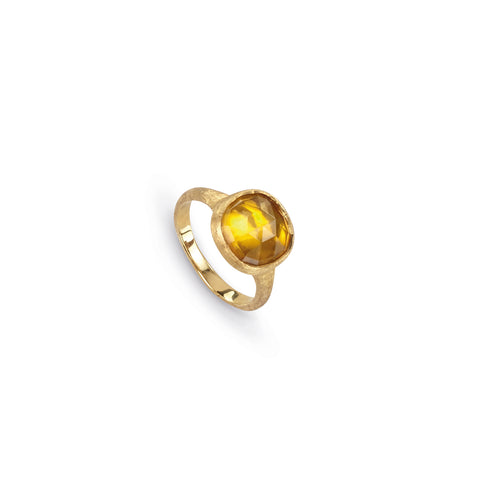 Jaipur 18k gold and gemstone rings