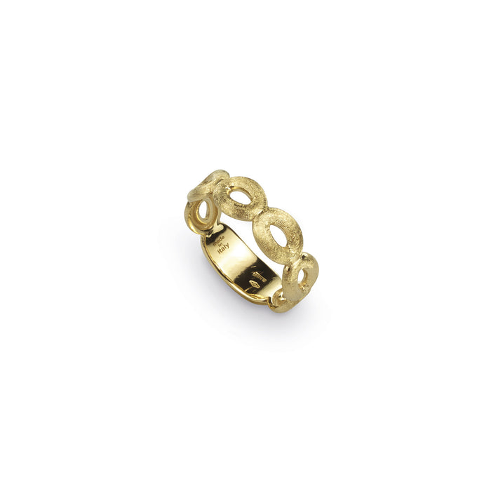 Siviglia Six Circle 18k Gold Ring
