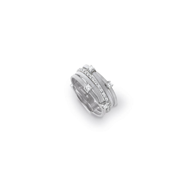 Five-Strand- Single-Strip-Diamond-Scattering-Diamonds-Ring-Marco-Bicego-AG270B2W