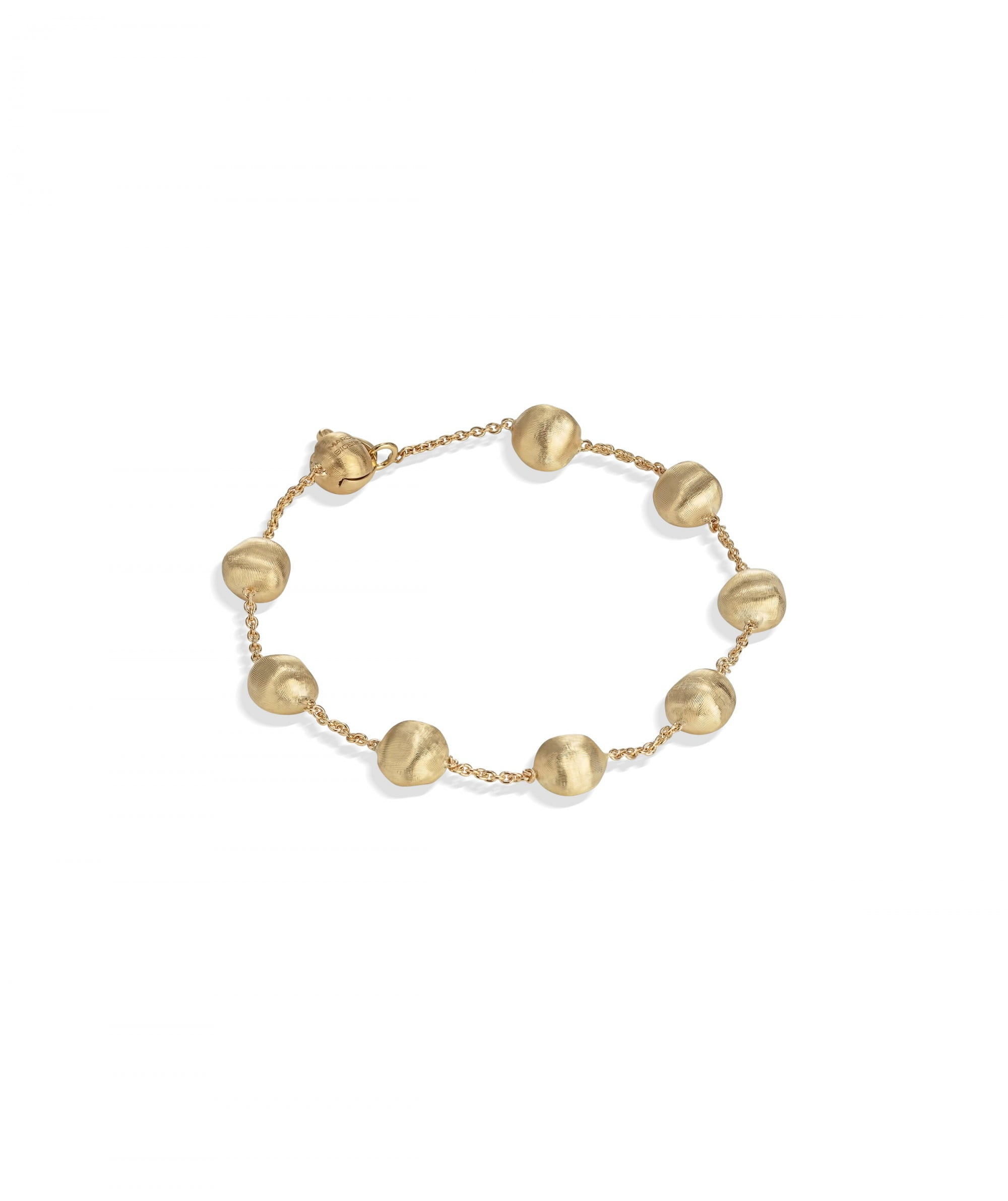 Africa Bracelet in 18k Yellow Gold Light - Orsini Jewellers NZ