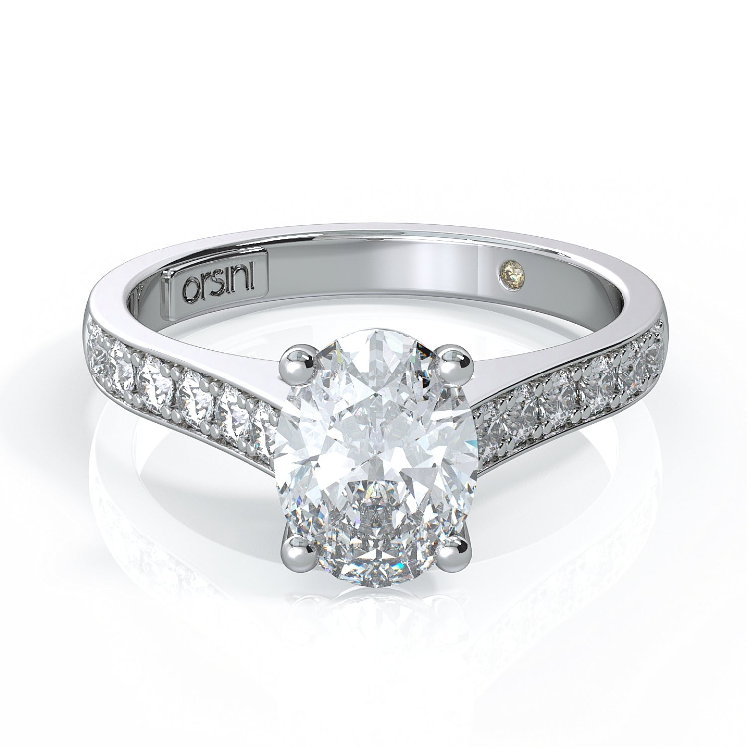 Orsini Lucca Engagement Ring