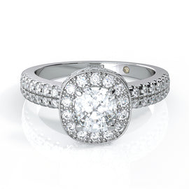 Orsini Lusso Engagement Ring