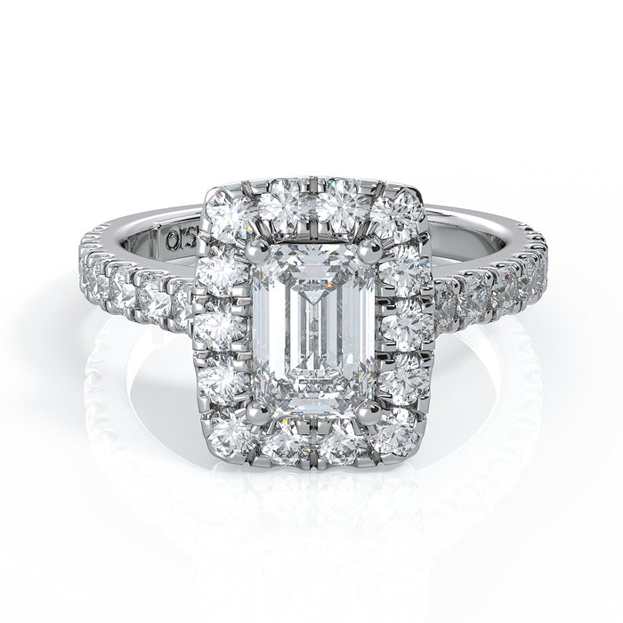Orsini Trevi Engagement Ring