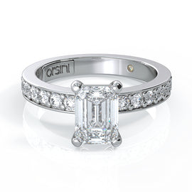 Orsini Mezzatorre Engagement Ring
