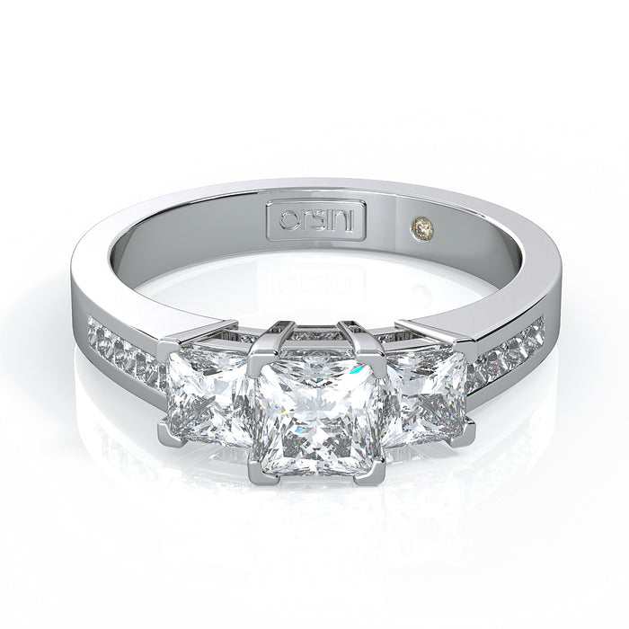 Orsini Castello Engagement Ring