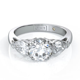 Orsini Sorrento Engagement Ring
