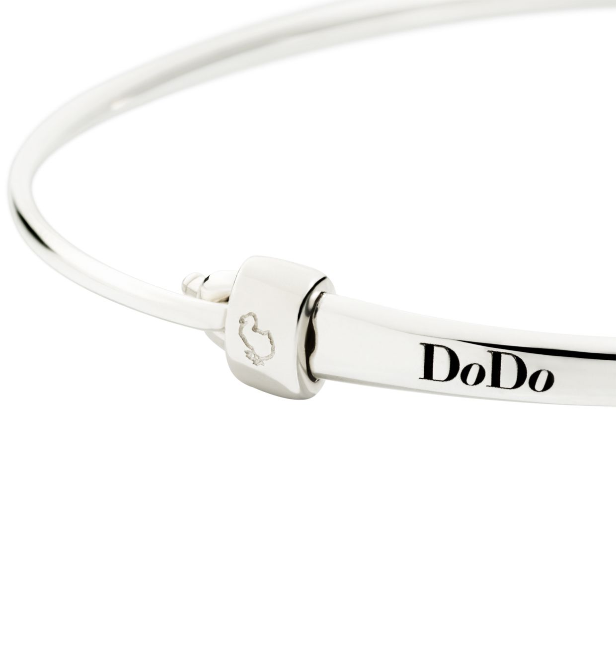 DoDo Bangle Stopper in Silver - Orsini Jewellers NZ