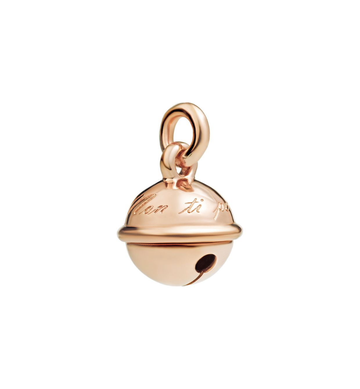 DoDo Bell in 9k Rose Gold (large) - Orsini Jewellers NZ