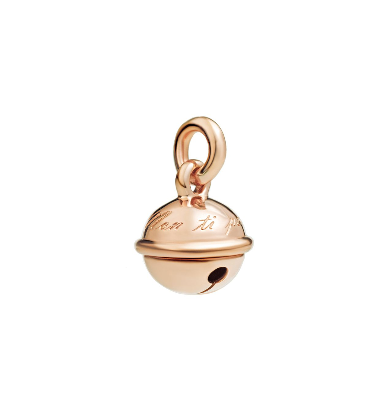 DoDo Bell in 9k Rose Gold (small) - Orsini Jewellers NZ