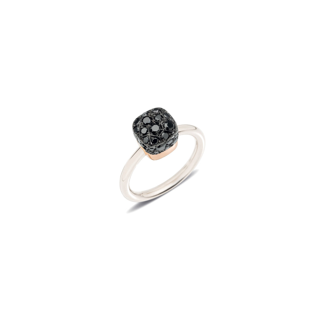 "Nudo Black Diamond ""piccolo"" Small Ring"