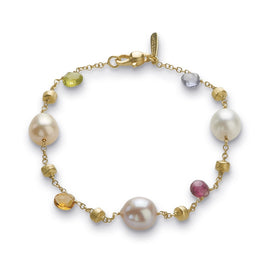 Marco Bicego paradise bracelet with pearls