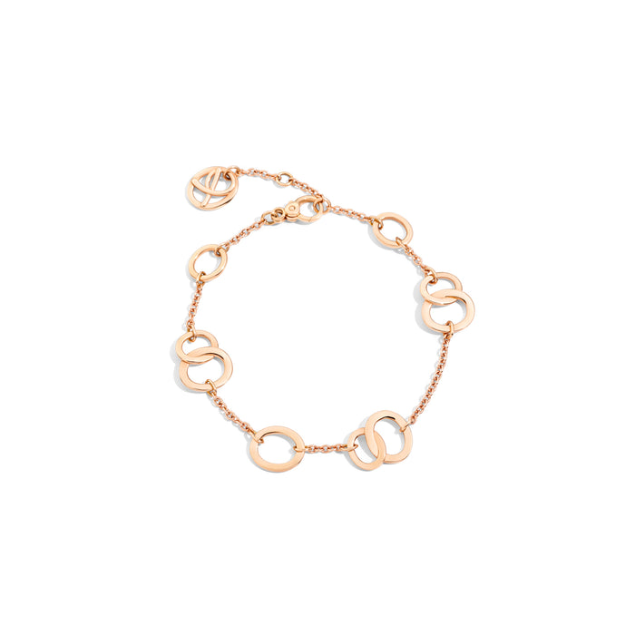 Brera Bracelet in 18k Rose Gold