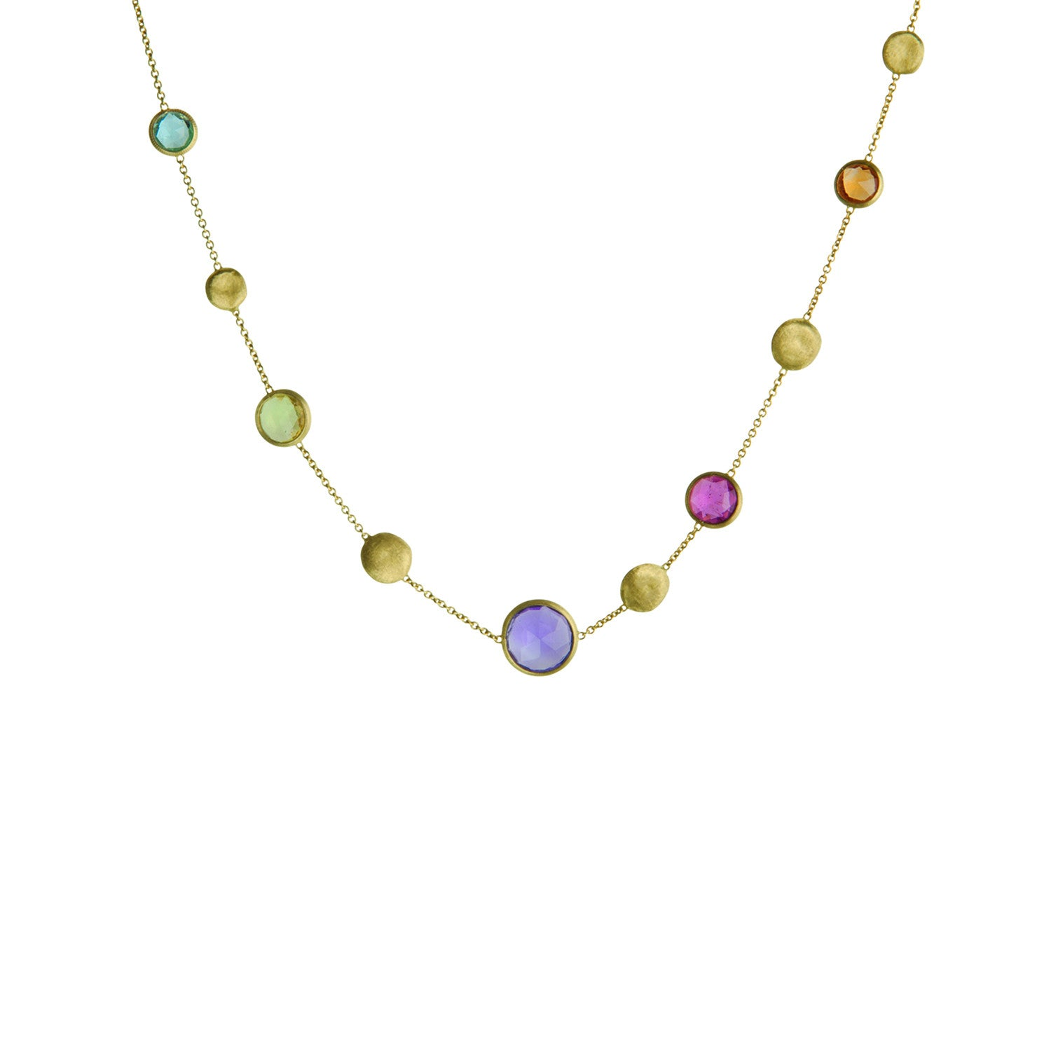 Gold-Discs-Multi-Gemstone-Necklace-Marco-Bicego-CB1243MIX01
