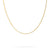 Masai 18K Five Station Diamond Necklace in Yellow or White Gold