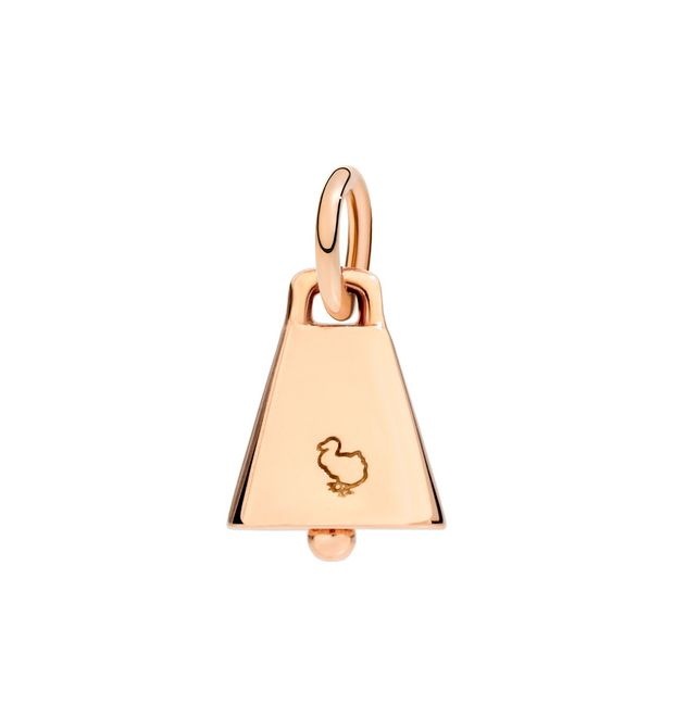 DoDo Capricorn Charm in 9k Rose Gold - Orsini Jewellers NZ