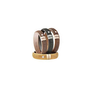 Damiani Metropolitan Rose Gold Ring with Diamonds Small