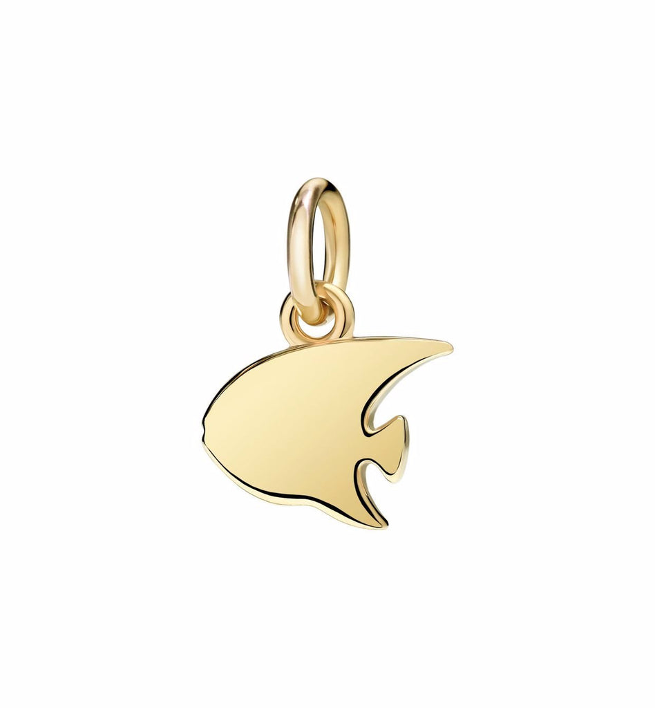 "Dodo Angelfish Charm ""You work miracles"""