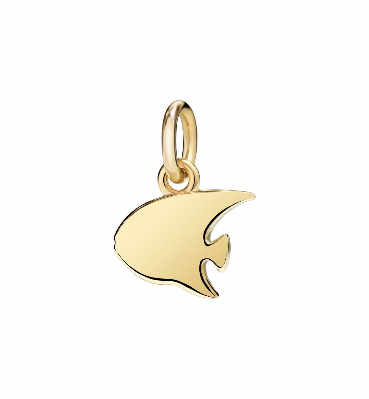 DoDo Angelfish in 18kt Yellow Gold - Orsini Jewellers NZ