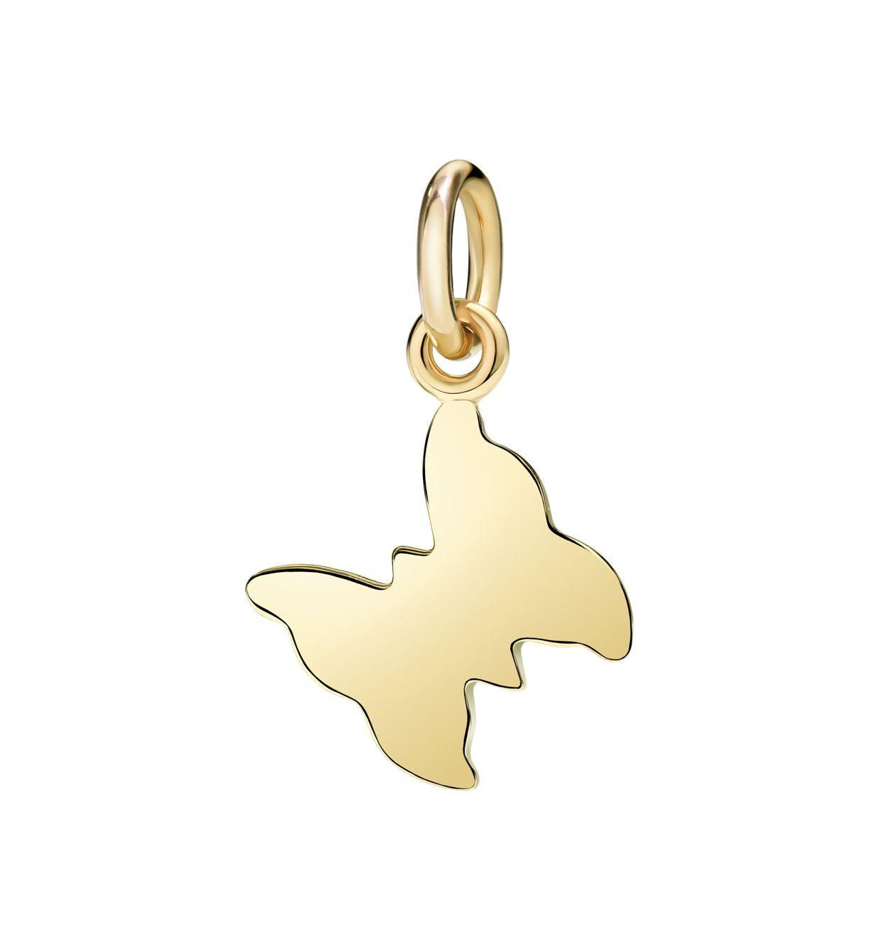 DoDo Butterfly in 18kt Yellow Gold - Orsini Jewellers NZ