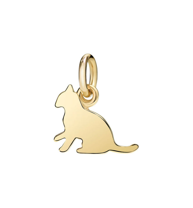 DoDo Cat in 18kt Yellow Gold