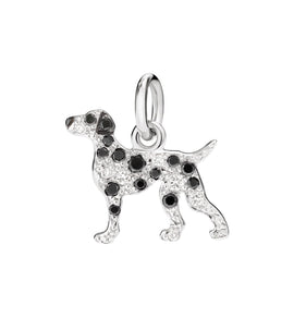 "Dodo Dalmatian Charm Diamonds ""You look like a movie star"""