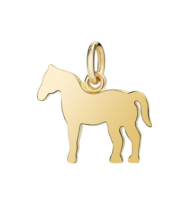 DoDo Horse in 18kt Yellow Gold