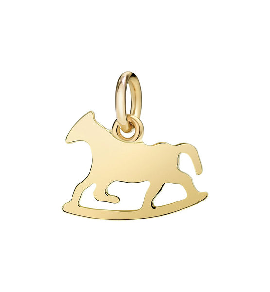 "Dodo Rocking Horse Charm ""Lets play together"""