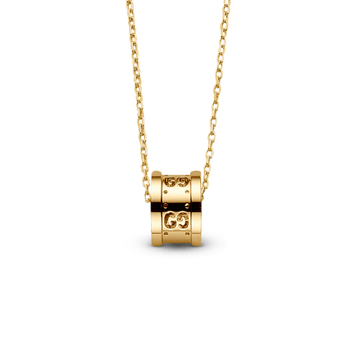 Icon Necklace in 18k Yellow Gold