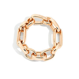 Iconica Bracelet in 18k Rose Gold (large)