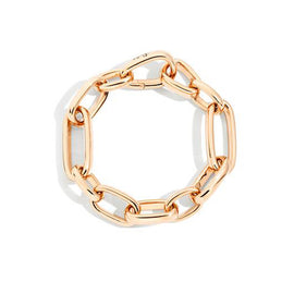 Iconica Bracelet in 18k Rose Gold (medium)