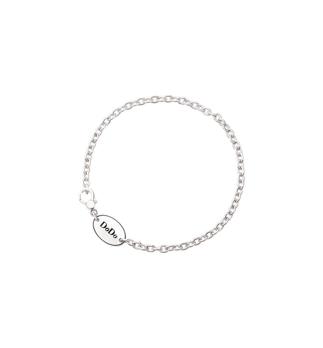 DoDo Lucky Chef Bracelet in Silver