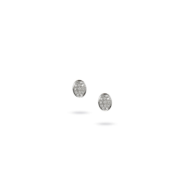 Siviglia 18kt white gold Earrings with diamonds