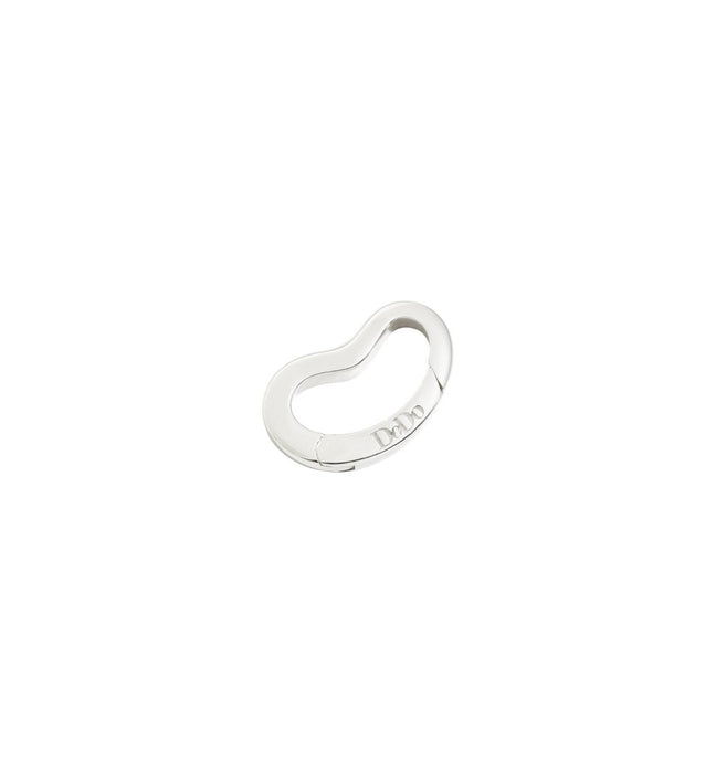 DoDo Seed Clasp in Silver Large