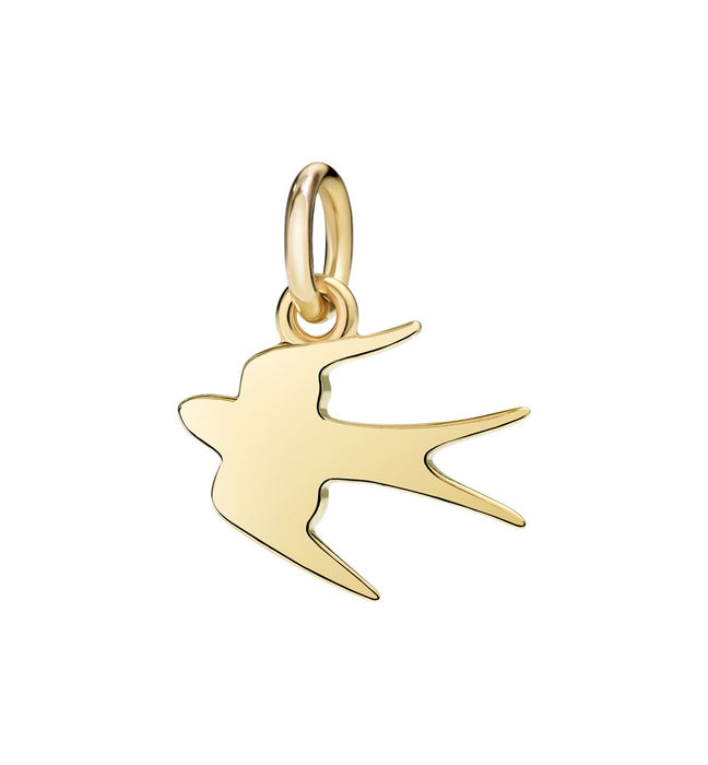 DoDo Swallow in 18kt Yellow Gold