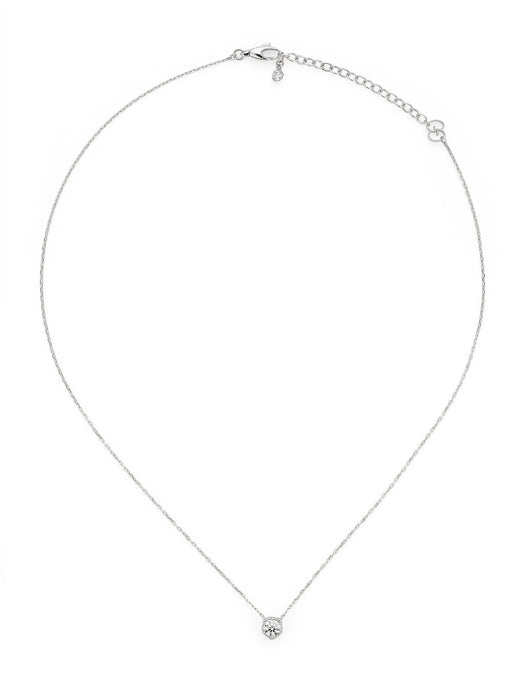 Le Marché des Merveilles Necklace in 18k White Gold with Diamonds