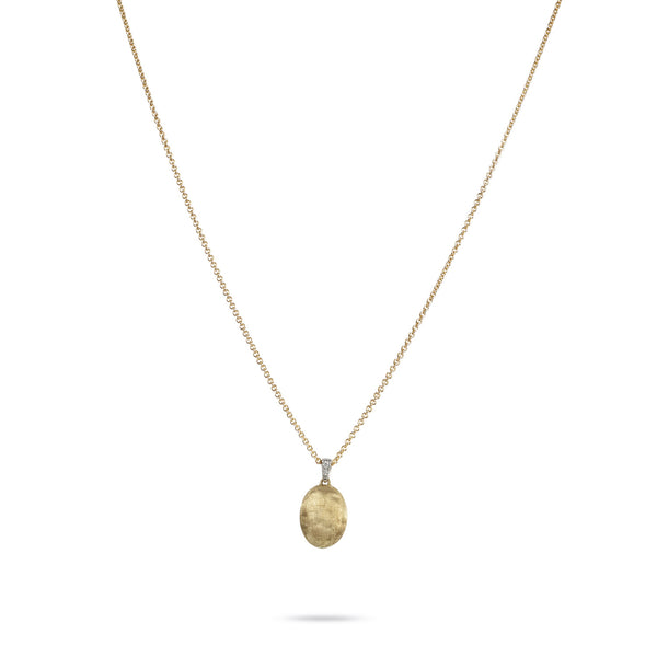 Single-Gold-Ball-Diamond-Necklace-Delicati-Marco-Bicego-CB1818B