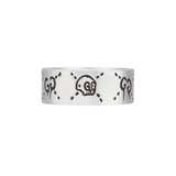 Gucci Ghost Ring in Sterling Silver