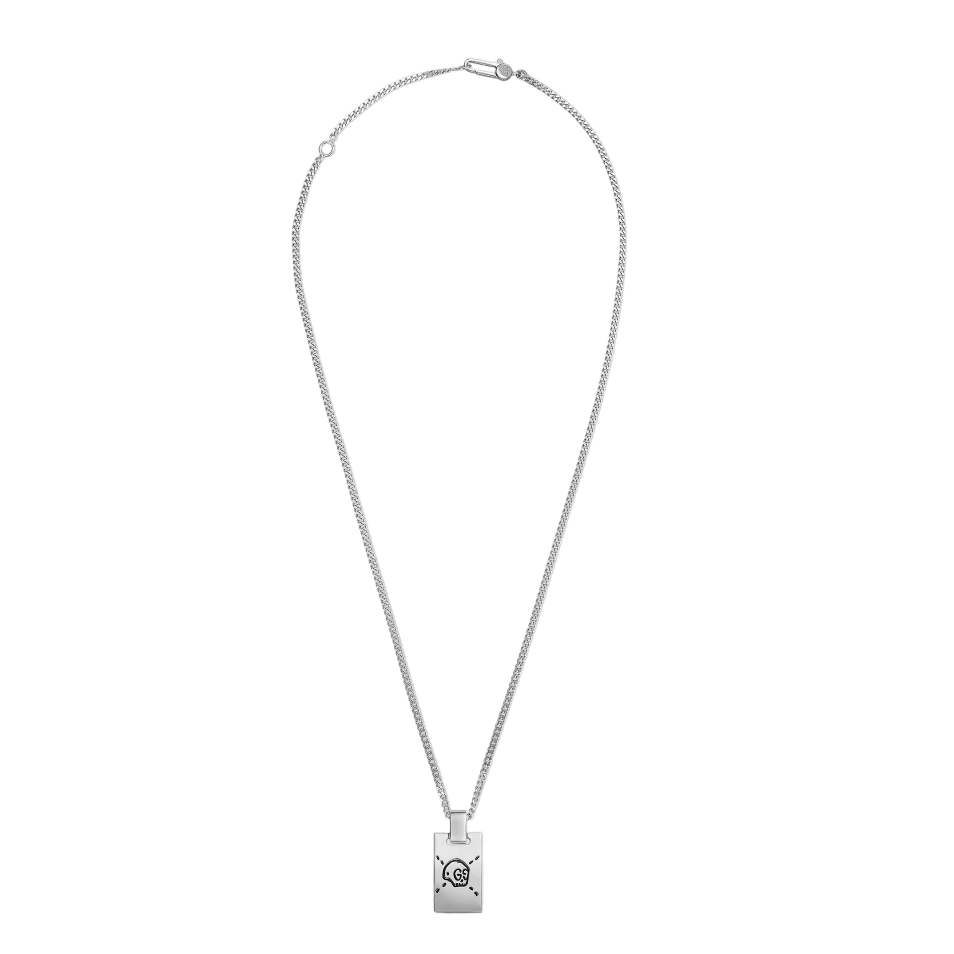 Gucci Ghost Necklace in Sterling Silver - Orsini Jewellers NZ