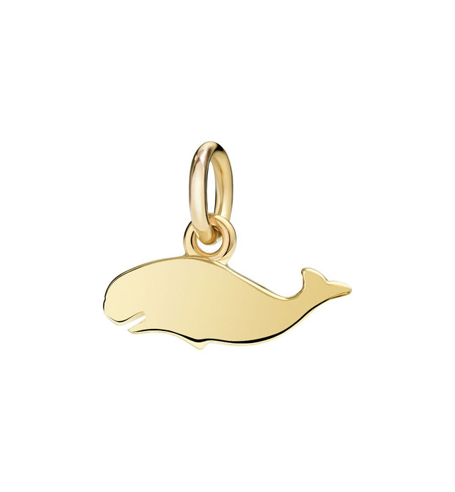 DoDo Whale in 18kt Yellow Gold