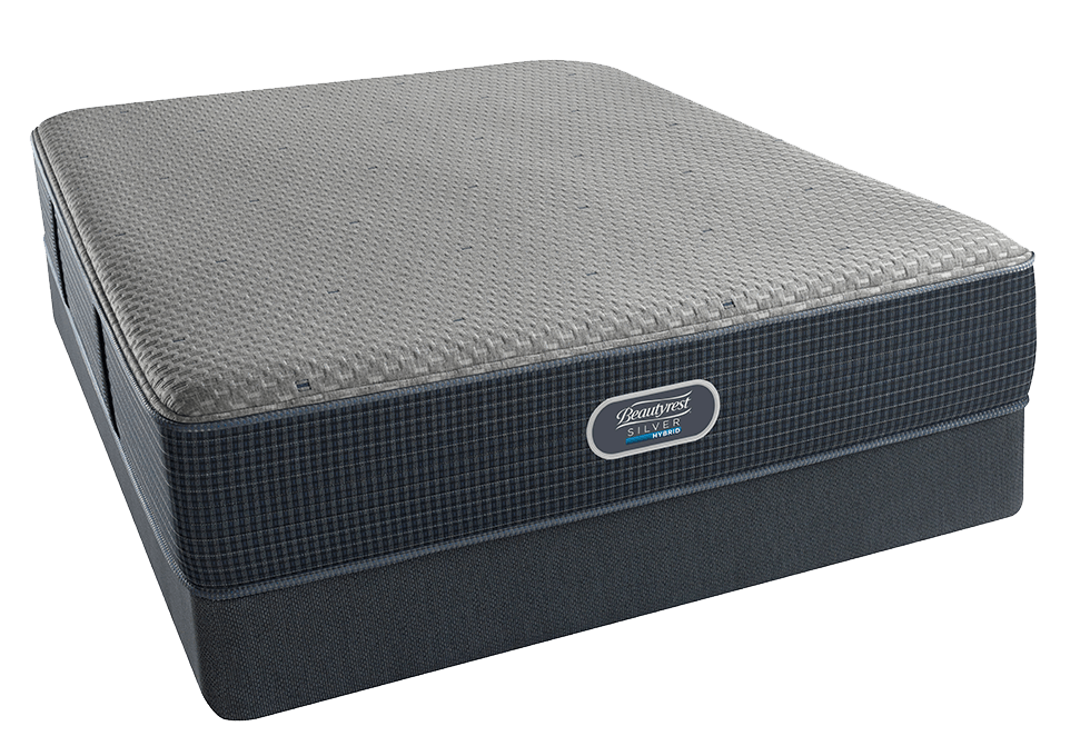 Simmons Beautyrest Silver - Beachwood Luxury Firm