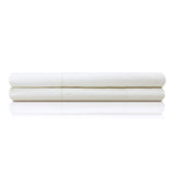 Malouf Italian Artisan Sheet Set - Twin Xl White