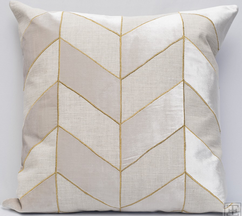 Evora Pillow - Ivory