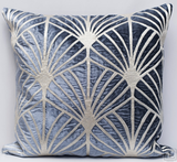 Lisbon Pillow - Blue