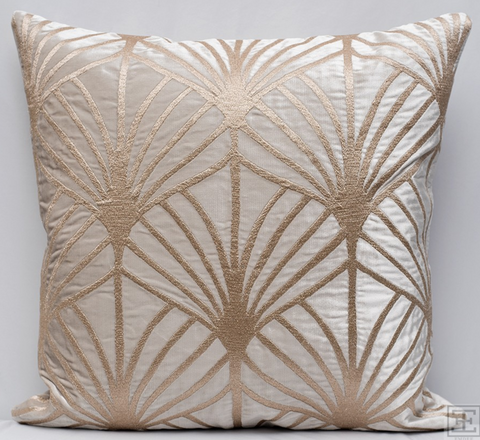 Lisbon Pillow - Rose Gold