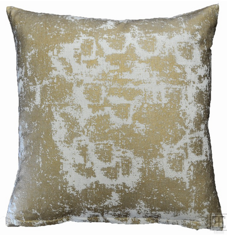 Marisa Pillow - Gold