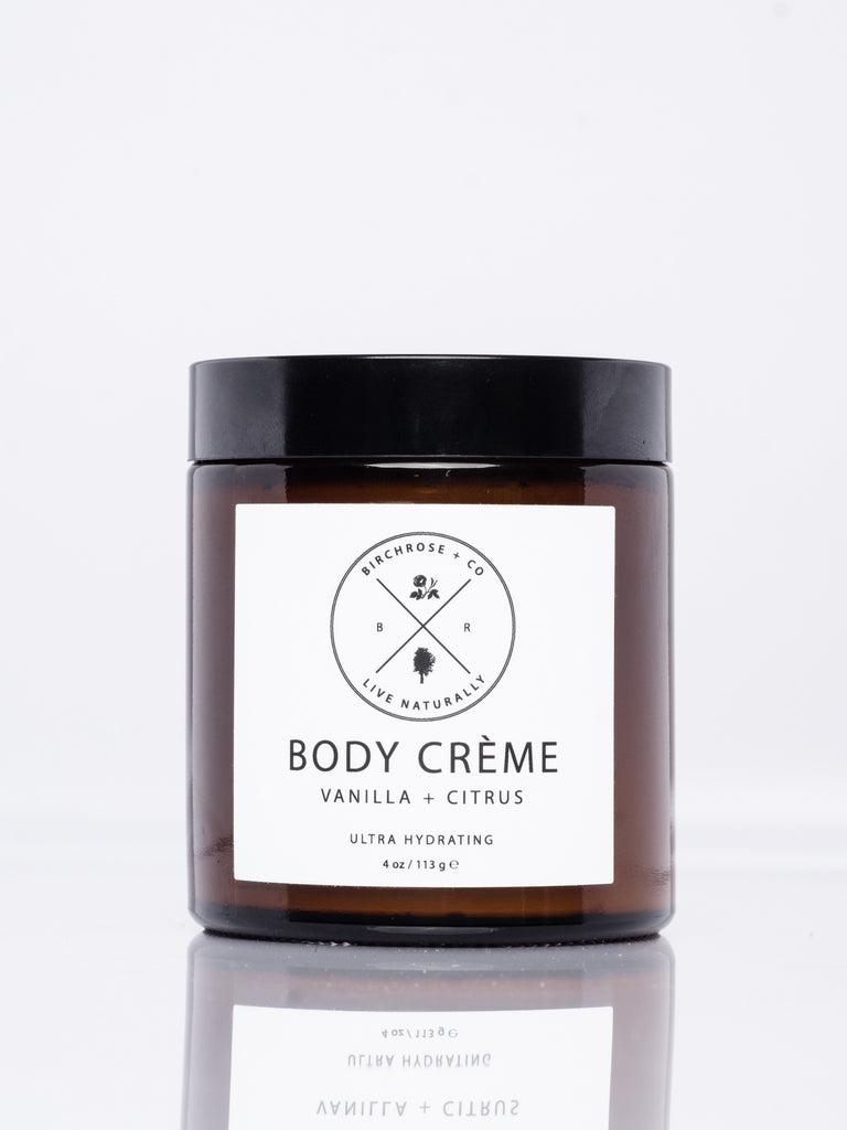 Body Creme - Vanilla + Citrus
